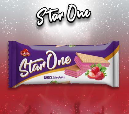 STAR ONE Gaufrette 6
