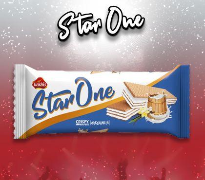 STAR ONE Gaufrette 4